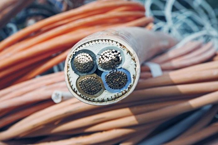 mua dây điện phế liệu