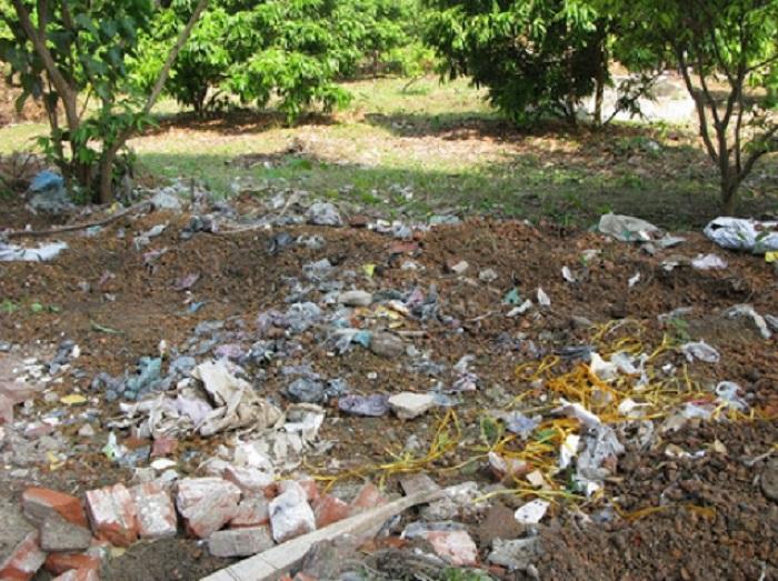ô nhiễm đất nông nghiệp