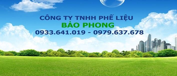 công ty thu mua phế liệu giá cao BẢO Phong