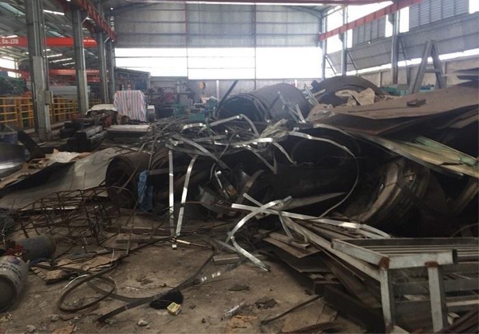 Thu mua phế liệu tại Biên Hòa