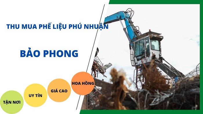 Thu mua phế liệu Phú Nhuận
