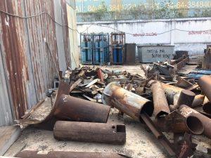 mua phế liệu ở Bắc Giang